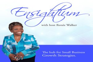 Ensightium with Renee Walker Podcast