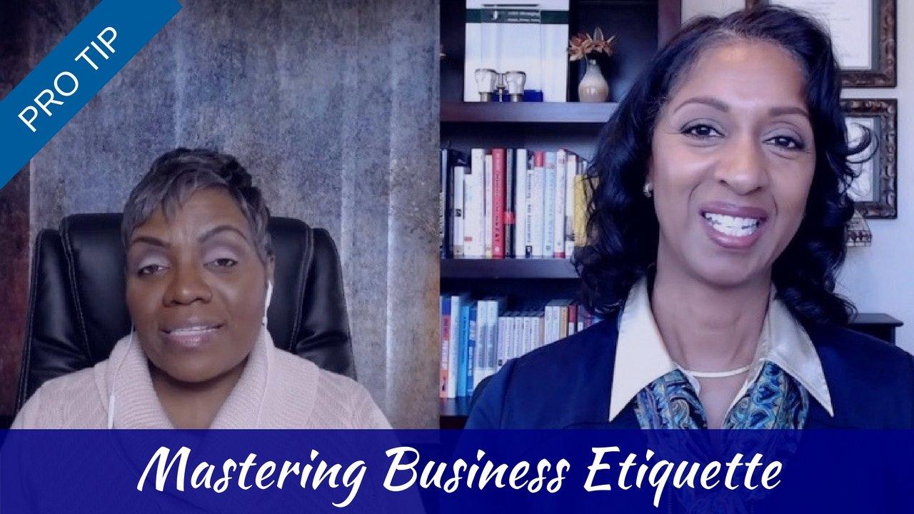 Ensightium Zone Business Etiquette Thumbnail