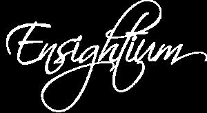 Ensightium Logo White